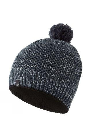 Ronhill Bobble Hat Black/Charcoal
