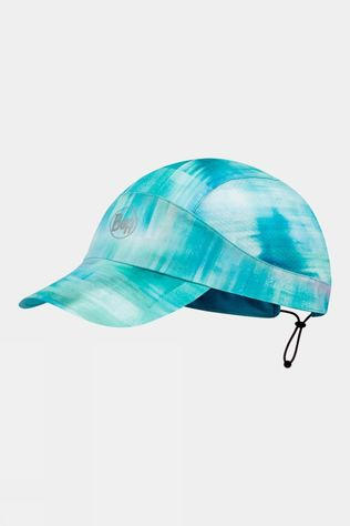Buff Pack Run Hat Marbled Turquoise