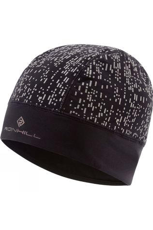 Ronhill Night Runner Beanie Black/Reflect