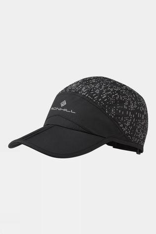 Ronhill Night Runner Split Cap Black/Reflect