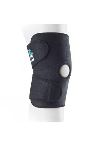 Ultimate Performance Unisex Ultimate Open Patella Knee Support Black