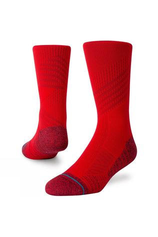 Stance Stance Athletic Crew Red