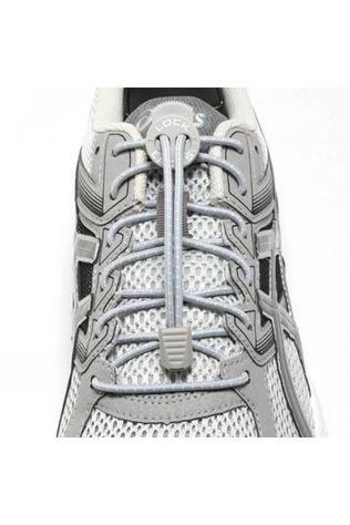 Nathan Run Lock Laces Cool Grey