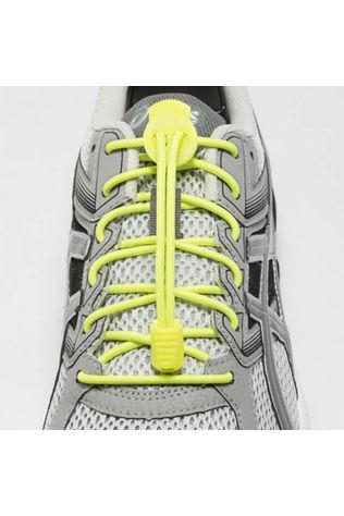 Nathan Run Lock Laces Hot Pink Neon Yellow