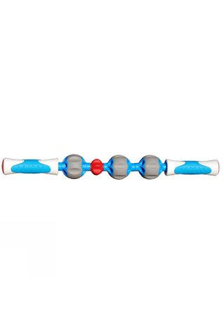 Addaday Unisex Type C Massage Roller Blue/White