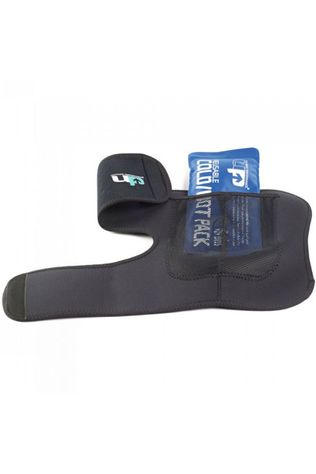 Ultimate Performance Medium Cold/Hot Wrap Black
