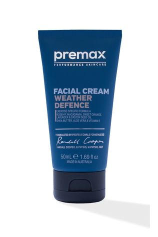 Premax Weather Defense Facial Cream 50ml Blue/White