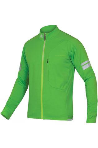 Endura Mens Windchill Jacket HiVizGreen