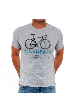 Rather be Riding Mens Tee