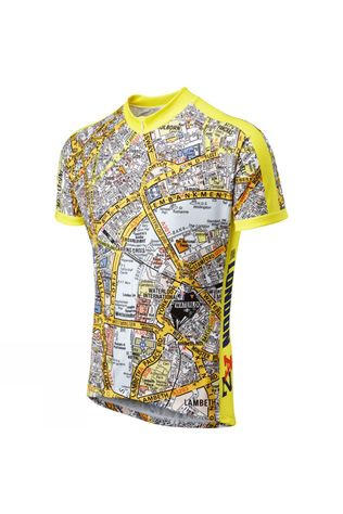 Mens A-Z Cycling Jersey