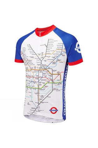 Underground Road Mens Cycling Jersey