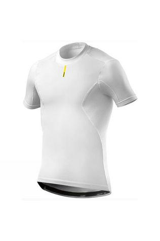 Mavic Wind Ride Short Sleeve Baselayer White