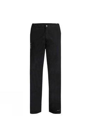 Vaude Men's Yaras Rain Zip Pants III Black