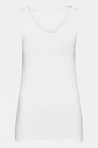 Odlo Womens Performance X-Light V-Neck Base Layer Singlet White