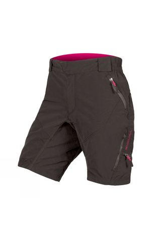 Endura Womens Hummvee II Shorts Black