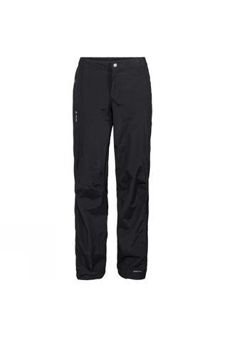 Vaude Women's Yaras Rain Zip Pants III Black