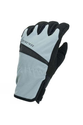 SealSkinz Women's Waterproof All Weather Cycle Glove Grey/Black