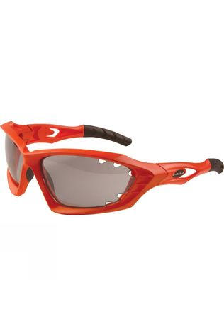 Endura Mullet Photochromic Light Reactive Glasses Orange