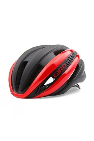 Giro Synthe MIPS Road Helmet Matte Vermillion / Charcoal