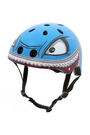 Kids Mini Hornit Shark Helmet