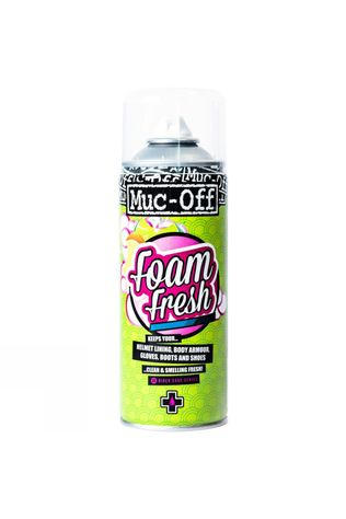 Muc-Off Foam Fresh Helmet Cleaner 400ml Green