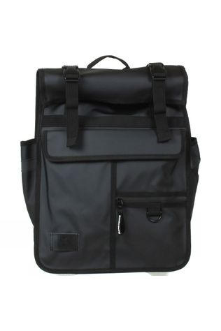 Goodordering Rolltop Backpack and Pannier - Brompton Friendly Black