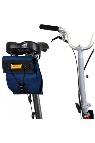 City Saddle Bag - Small (For Folding Bikes)