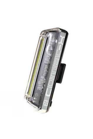 Moon Comet-X Front Light Black          /Silver
