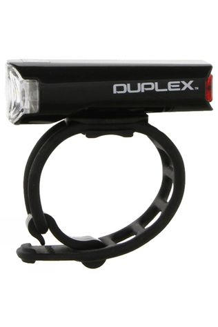 Duplex Front and Rear Helmet Battery Light