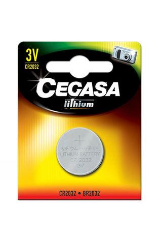 Cycle Surgery Cegasa Lithium DL2032 Battery Black