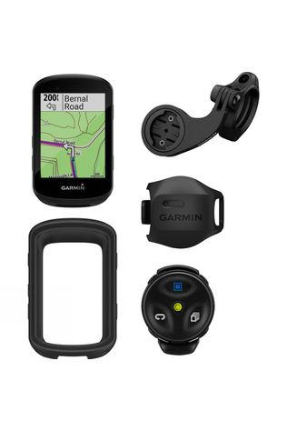 Garmin Edge 530 GPS Mountain Bike Bundle Black