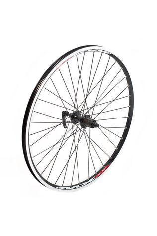 "Raleigh MX/Deore Disc Rear Wheel 26"" Black  Black"