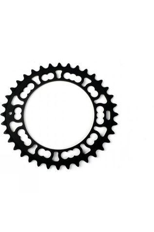 Rotor Q-Ring 34 Tooth 110x5 Bolt Inner Chainring Black