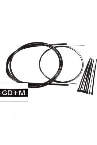 Brompton DR Gear Cable and Outer for Gear Tripper - M Type No Colour