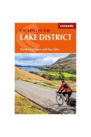 Cicerone Cycling in the Lake District 1st ed, May 2016