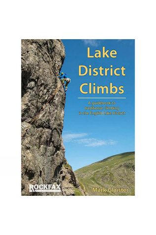Rockfax Lake District Climbs .
