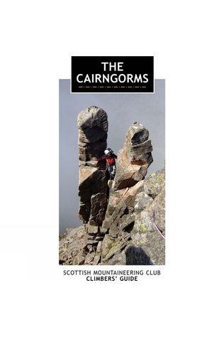 SMC - Guidebooks Cairngorms Climbers Guide No Colour