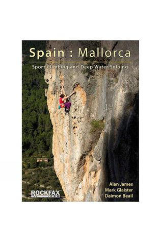 Rockfax Mallorca: Sport Climbing and Deep Water Soloing No Colour