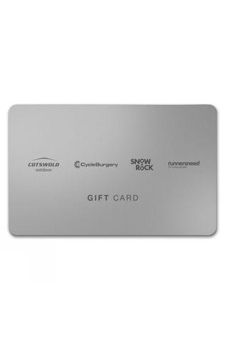 Gift Vouchers Gift Card Cotswold Outdoor