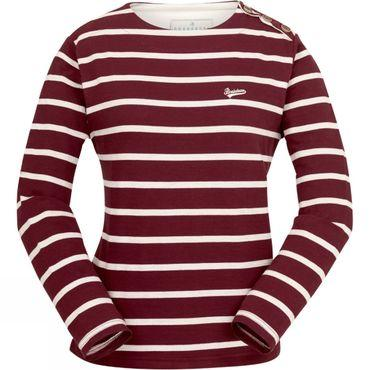 Womens Bella Long Sleeve Crew