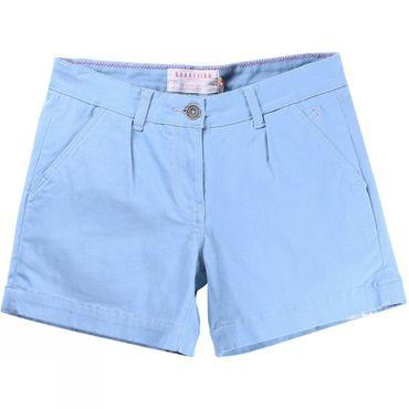 Womens Brook Roll Up Chino Shorts