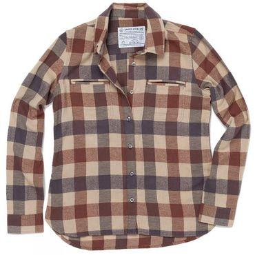 Womens Beech Plaid Shirt