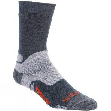 Mens Woolfusion CuPED Trekker Sock