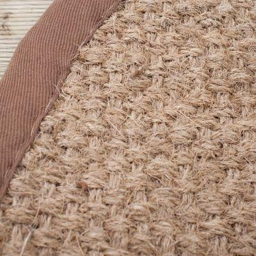 Coir Half Moon 1.8m Carpet