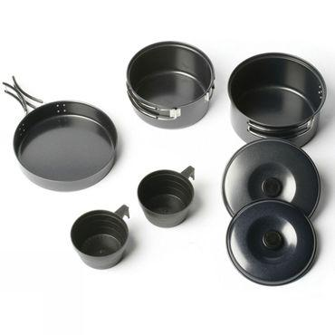 Non-Stick 2 Person Cook Kit