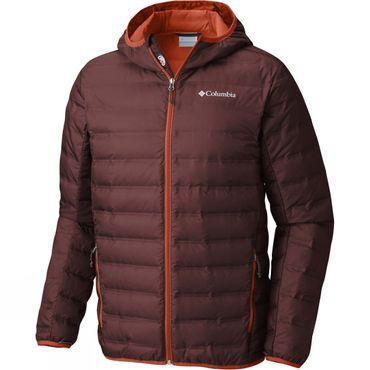 Mens Lake 22 Down Hooded Jacket