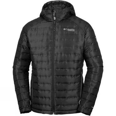Mens Titan Ridge Down Hooded Jacket