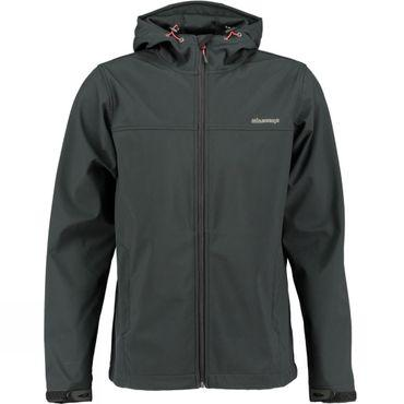 Mens Calgary Hooded Softshell Jacket