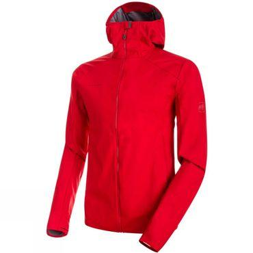 Mens Ultimate V Light SO Hooded Jacket