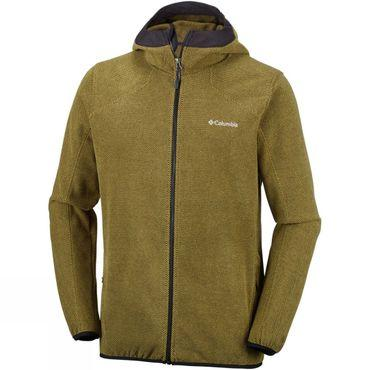Mens Tough Hiker Hooded Fleece